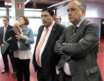 Sánchez Arminio defiende a Iglesias Villanueva
