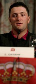 "Jon Rahm: ""Me gusta la presión, me motiva y me hace hacer mi mejor golf"""