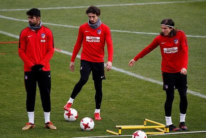 Koke, Carrasco y Torres, contra las sorpresas
