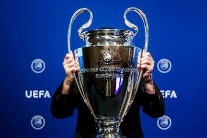 El Banco Santander será patrocinador de la Liga de Campeones desde 2018-2019