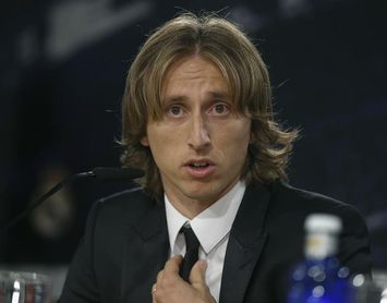 La Fiscalía se querella contra Modric por defraudar al menos 870.000 euros