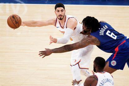 115-86. Kanter regresa a la acción y lidera el triunfo de los Knicks