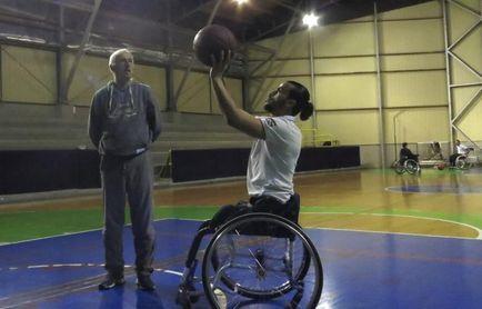 El deporte paralímpico griego ofrece esperanza para los refugiados discapacitados