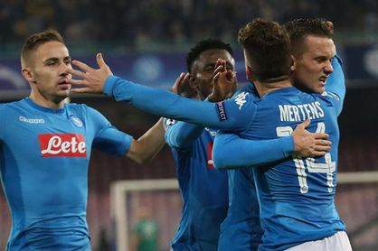 Nápoles y Juventus se miden en San Paolo en un choque directo por el título