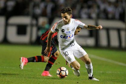 El Palmeiras anuncia el fichaje de Lucas Lima por los próximos cinco años