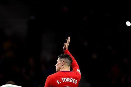 Torres y Vietto, momentos opuestos en el ´casting´ de delanteros del Atlético