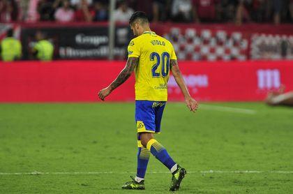 El Sevilla reclama a Vitolo diez millones de euros