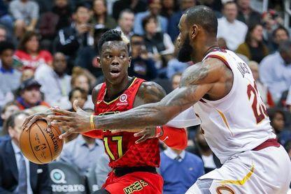 Cavaliers consiguen décimo triunfo consecutivo; Bucks y Jazz mejoran