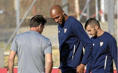 "Nzonzi sigue fuera por un asunto ""técnico"", según Marcucci."