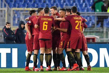 El Roma no falla ante el Spal y ya piensa en la Liga de Campeones