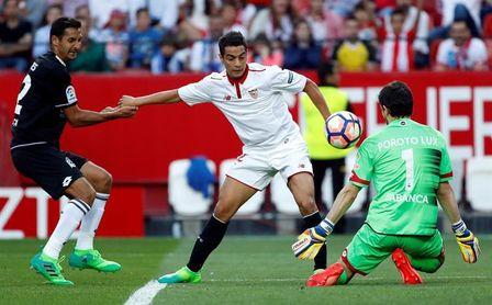 El Sevilla mira a los puestos ´Champions´ y el Dépor a la zona tranquila