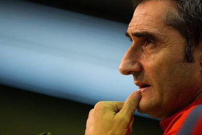 """Valverde: """"En este deporte no tienes ni un minuto de respiro"""""""