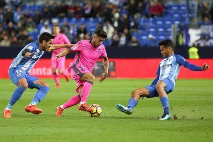 0-0. Roberto evitó en el último instante la victoria del Levante