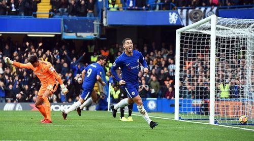 Hazard y Morata lanzan al Chelsea y desquician al Newcastle (3-1)