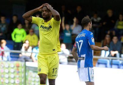 La racha goleadora de Bakambu amenaza a un Leganés que busca acariciar Europa