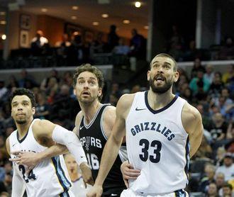 Spurs comienzan a jugar mejor en defensa; los Warriors reactivan su ataque