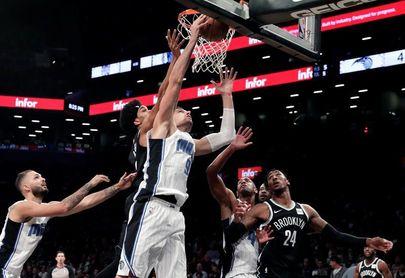100-105. Vucevic gana duelo a Kanter y da triunfo a Magic frente a Knicks