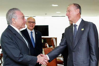 Brasil y Rusia afinan cooperación en seguridad ante el Mundial de fútbol