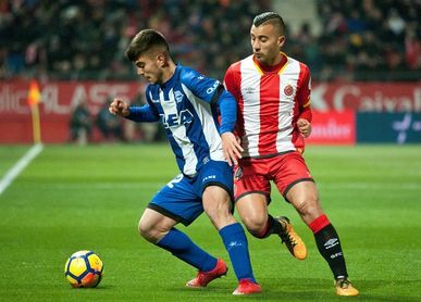2-3. Ibai Gómez alegra el debut de Abelardo Fernández