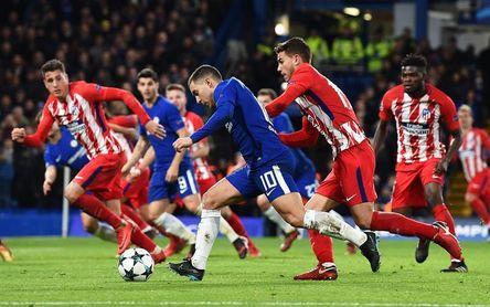 Adiós del Atlético y primer puesto del United, el PSG y el Roma