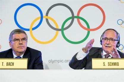 Deportistas rusos podrán participar en los Juegos de PyeongChang bajo bandera neutral
