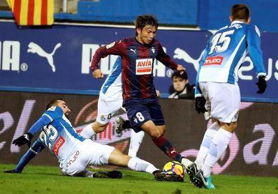 El Espanyol, débil fuera de casa y sin gol