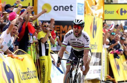 La UCI y Peter Sagan acuerdan poner fin a su litigio