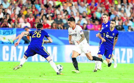 Un partido que para el Sevilla vale 7,5 millones
