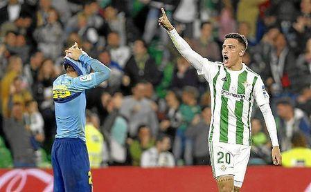 Tello lidero el atisbo de reacción ante el Girona.