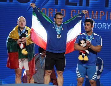 Tailandia e Irán dominan el medallero; éxito latinoamericano; Lidia fue de Oro