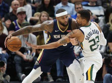 123-114. Cousins suma 40 puntos en el triunfo de los Pelicans