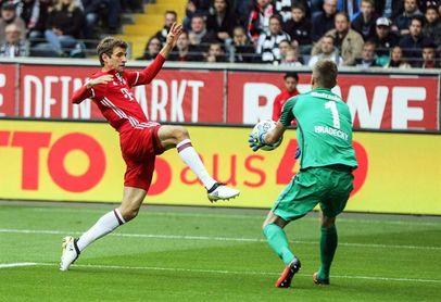 El Bayern visita al Eintracht y el Leipzig recibe al Maguncia