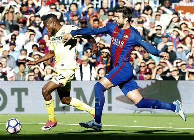 Difícil examen para Barça, Valencia y Atlético; trascendente R.Madrid-Sevilla