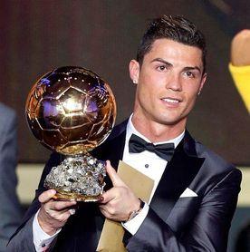 Ronaldo gana su quinto Balón de Oro.