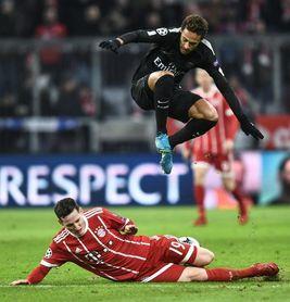 Emery y Neymar, señalados por la prensa por la derrota en Múnich