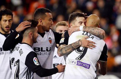 El Valencia busca reencontrarse con el triunfo ante un Celta motivado