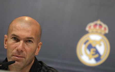 Zidane hace un llamamiento a su afición en un momento delicado