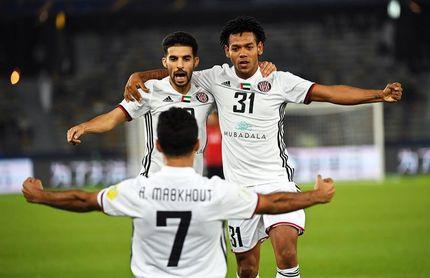 1-0. El Al Jazira da la sorpresa y se cita con el Real Madrid