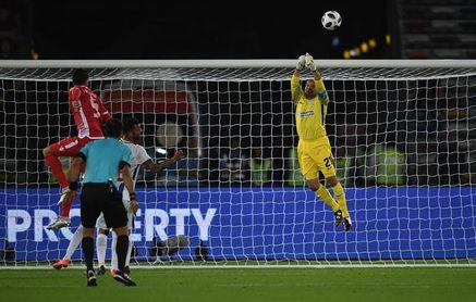 """El """"Conejo"""" Pérez se convierte en el jugador de más edad que disputa un Mundial de Clubes"""