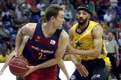 El Iberostar visita al Barcelona con la novedad de Vasileiadis