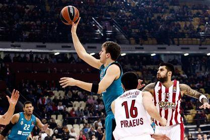 El mejor fue Luka Doncic pero la competición nombra MVP a Alexey Shved