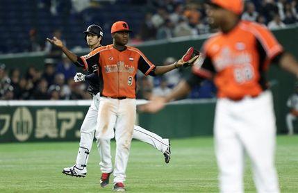 Ohanti, la estrella japonesa, elige a Angelinos como su equipo en las mayores