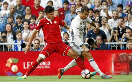 Real Madrid-Sevilla FC, en directo