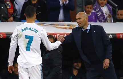"""Zidane: """"No han sido los mejores minutos de la temporada"""""""
