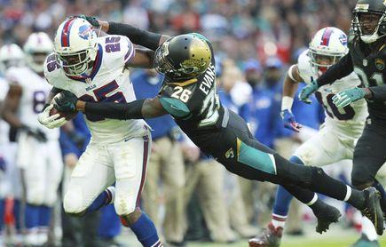 13-7. Ante los Colts, McCoy define el triunfo de los Bills que aspiran a las finales