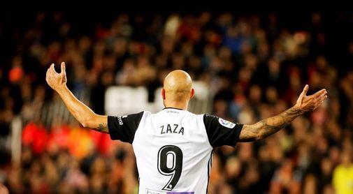 Zaza se perderá por sanción el Eibar-Valencia