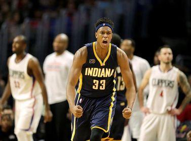 126-116. Oladipo logra la mejor marca con 47 puntos y mantiene ganadores a los Pacers