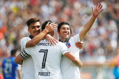 El Colo Colo ahuyenta los fantasmas y alcanza la estrella 32 en Chile