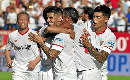 Horarios de la eliminatoria Sevilla-Manchester United