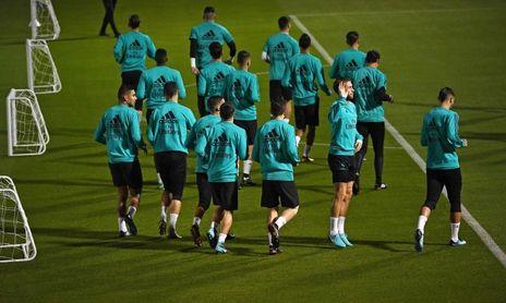 """Zidane: """"No hay excusas, tenemos tiempo para preparar los partidos"""""""